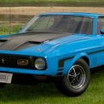Ford Mustang Mach 1 71 Gran Turismo Wiki Fandom