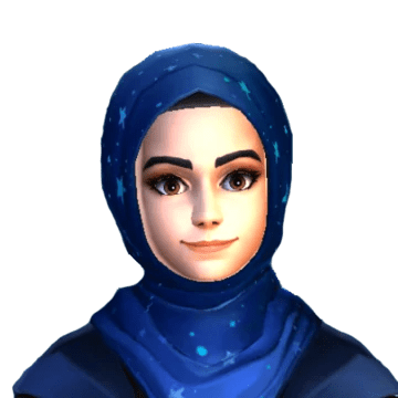 The hijab is a form of head covering worn by some muslim women and muslim girls. Badeea Ali Harry Potter Wiki Fandom