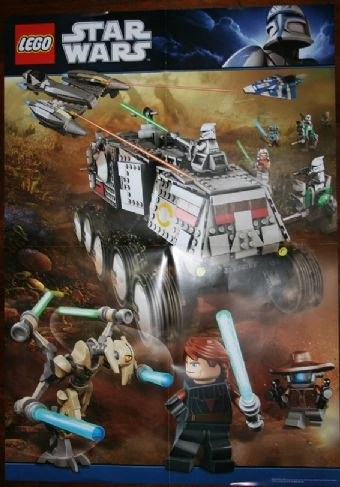star wars clone wars poster clone