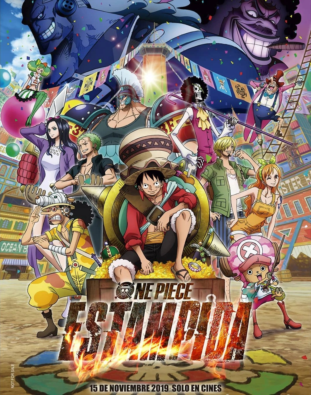 In addition to doing impressions, mimicry, or character voices, a voice actor must also possess acting skills. One Piece Stampede One Piece Wiki Fandom