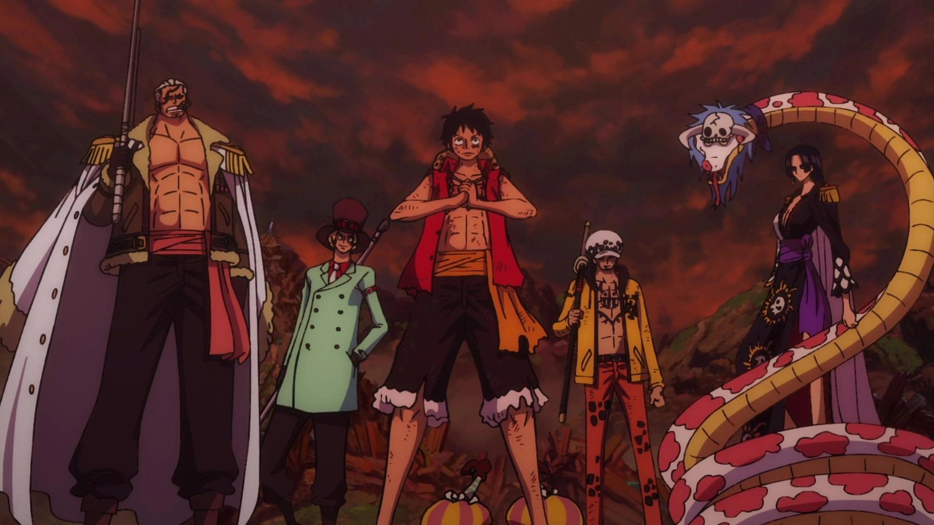 Follows the adventures of monkey d. Sabo One Piece Wiki Fandom