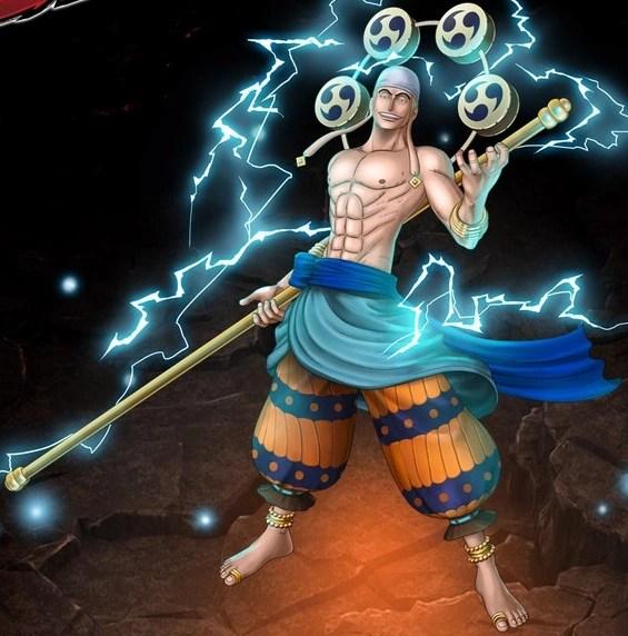 17/09/2021· pertarungan antara luffy vs god enel dengan kekuatan listrik yang super kuat melawan kekuatan karet yang lentur. Enel One Piece Wiki Fandom