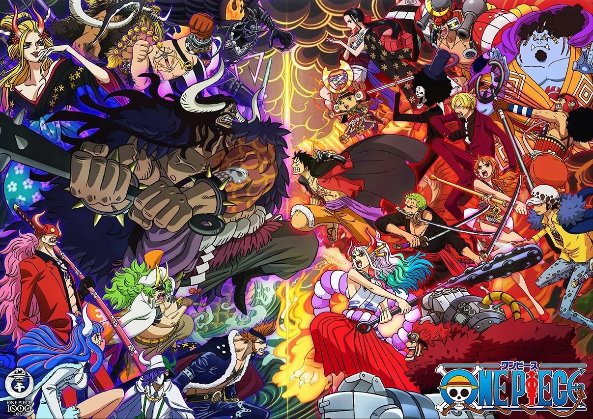 One piece roronoa zoro is back wano kuni arc begins confirmed. Wano Country Arc One Piece Wiki Fandom