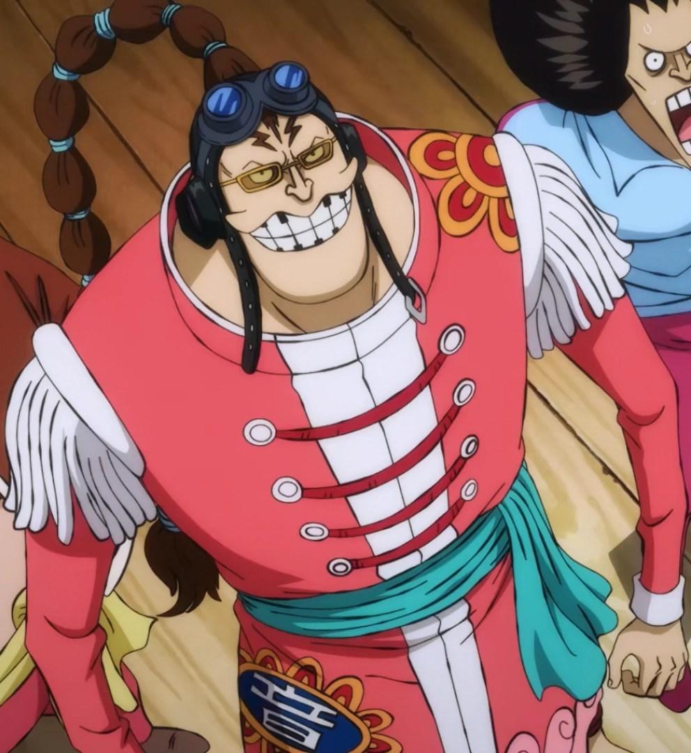 Dia pernah mencoba membunuh orochi, namun. Scratchmen Apoo One Piece Wiki Fandom