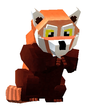 red panda pixel gun wiki fandom