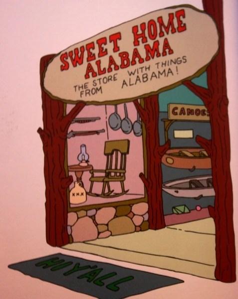 Download the karaoke of sweet home alabama as made famous by lynyrd skynyrd in the genre rock, country on karaoke version. Sweet Home Alabama Simpsons Wiki Fandom