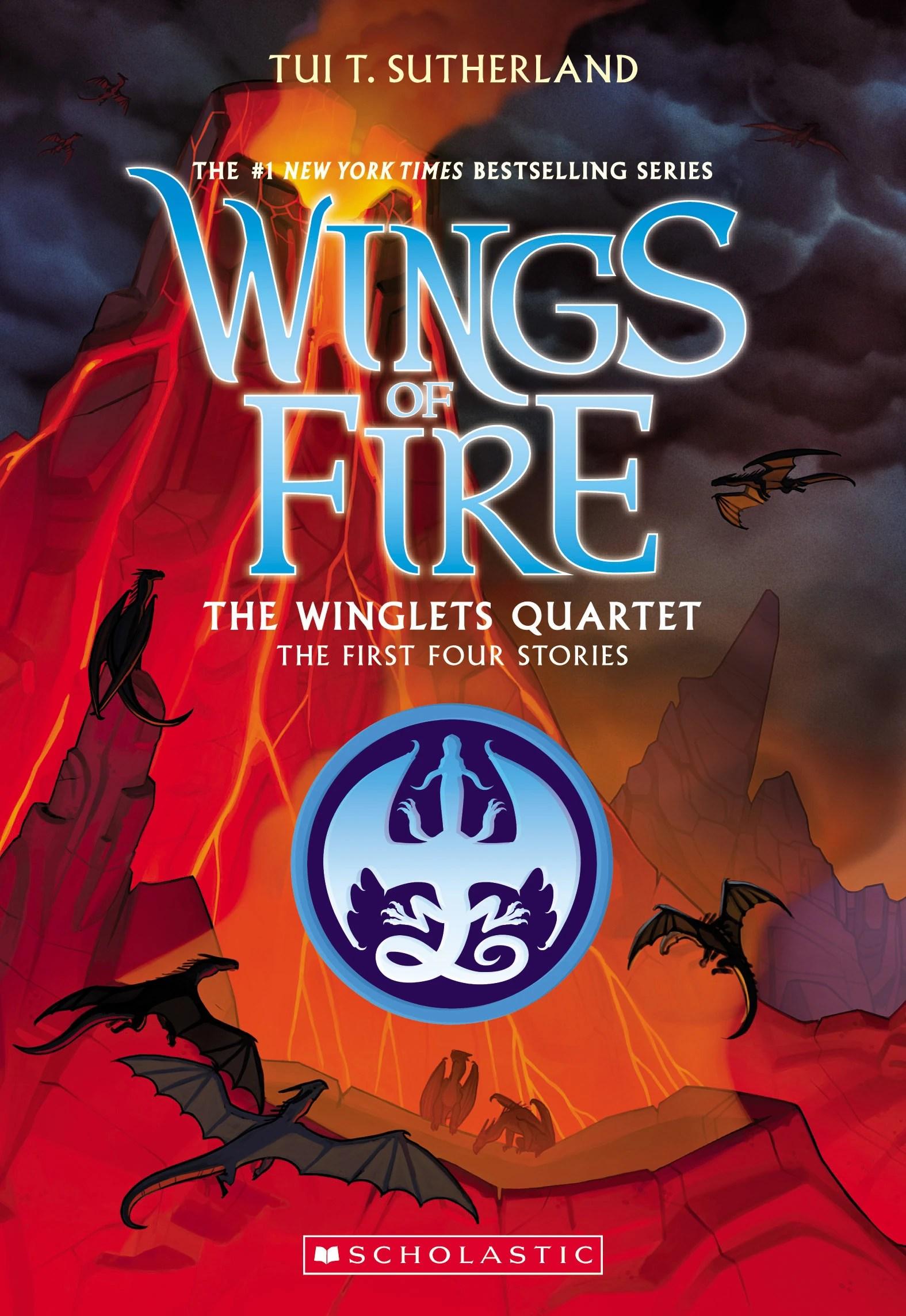 the winglets quartet wings of fire