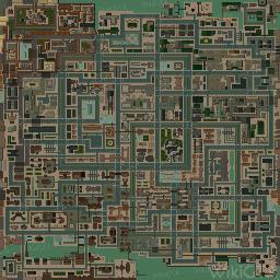 Maps GTA2 WikiGTA The Complete Grand Theft Auto