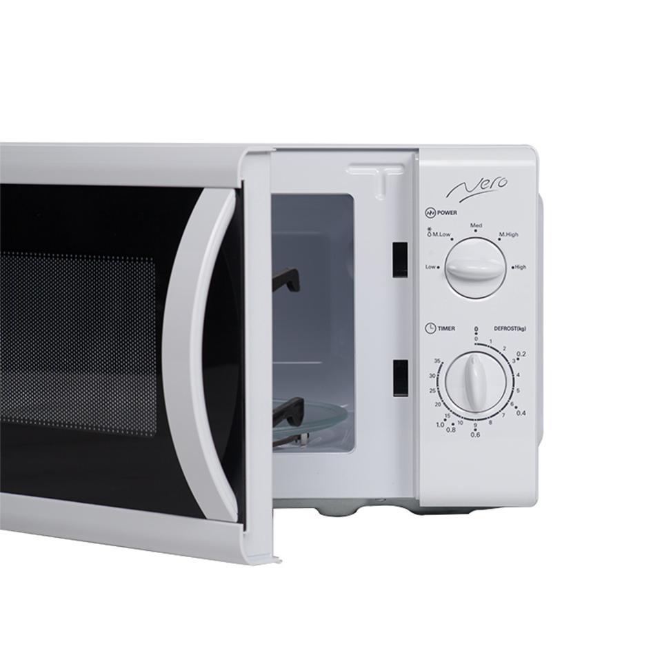 nero microwave turn dial 20l white
