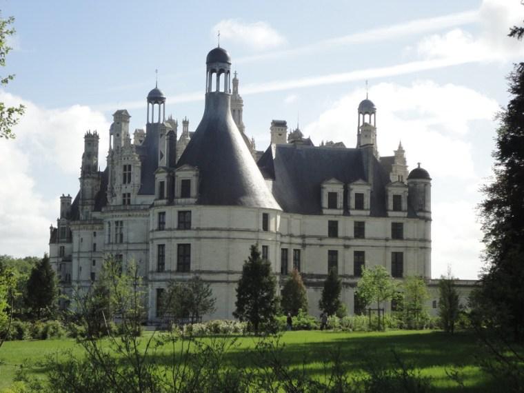 Francia: Castillos Chambord