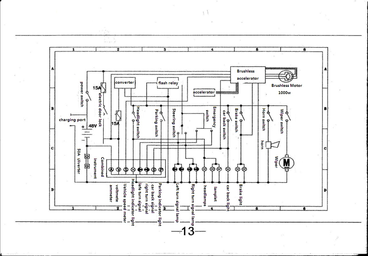 Electric Mobility Rascal Scooter Wiring Diagram - Diagrams ... on
