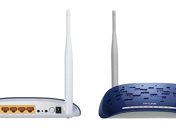 TP-Link TD-W8950N – 150Mbps Wireless N ADSL2+ Modem Router