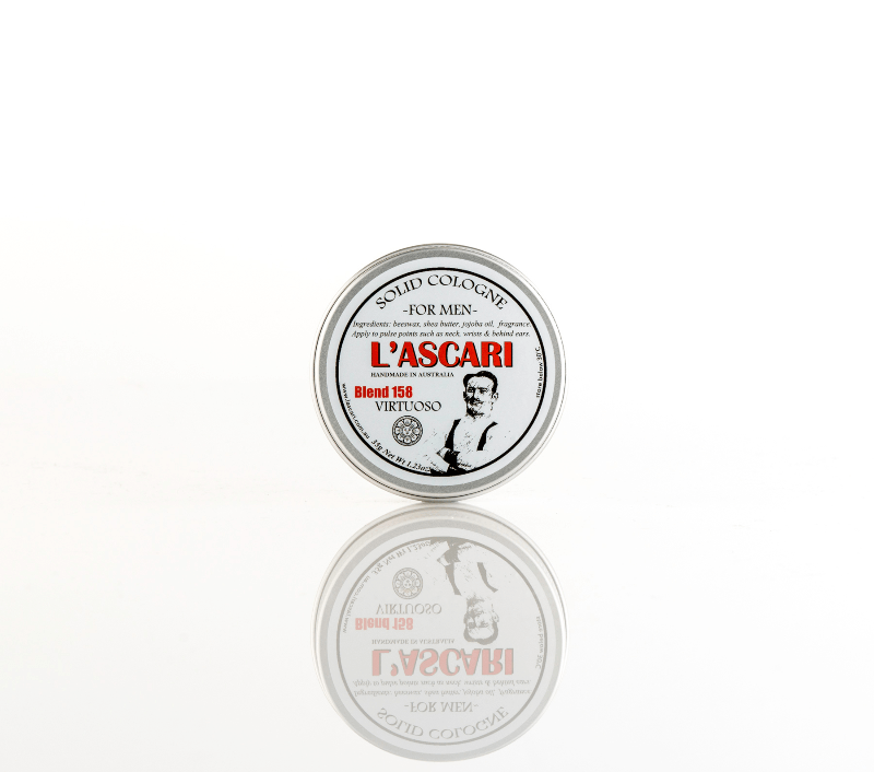L'ASCARI Solid Cologne: Blend 158 Virtuoso