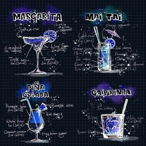 Yes. Yes. I want to be a mixologist.