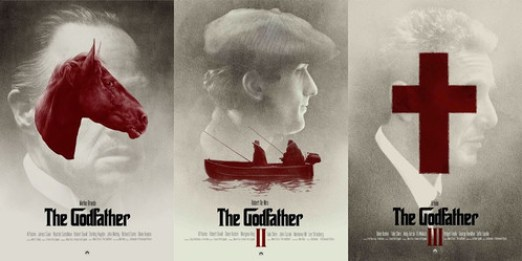 Image result for the godfather trilogy
