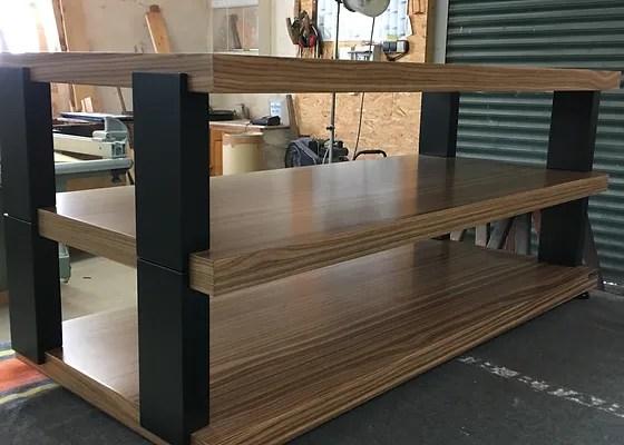 meubles hifi woodlink