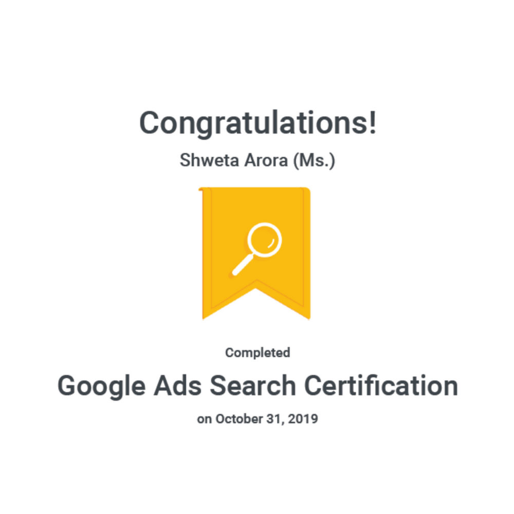 Of degree students, and more. Free Digital Marketing Courses with Certificates