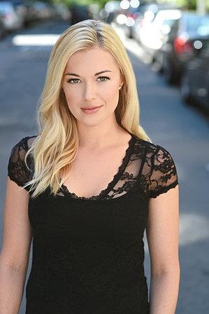 Ashley Blankenship Actress Gallery