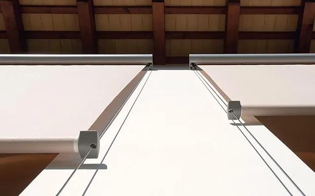 Gazebo, tende da sole, montaggio tende da sole, progettazione su misura, teloni impermeabili, grandi coperture, tende alla veneziana e verticali, coperture giganti, accessori per tende, certificato iso 9001 Ottimo Tende Da Esterno