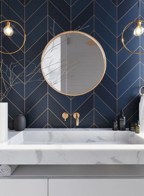 bathroom tiles we love