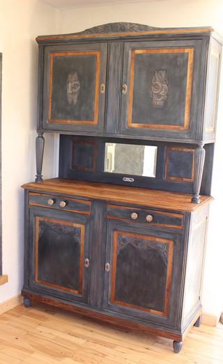 relooking buffet armoire bureau