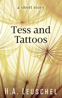 Tess and Tattoos Cover. Book review by Jack Messenger