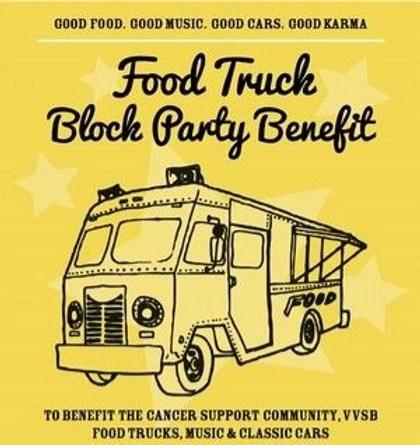 Food truck marketing ideas - Charity event