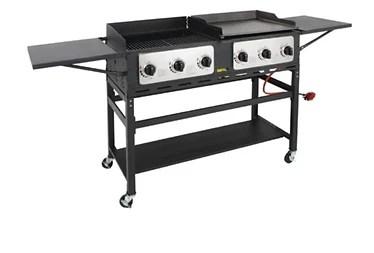commercial grade outdoor gas grills