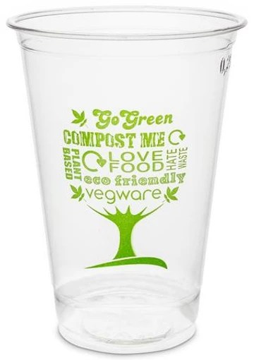 Juice bar equipment list - disposable cups