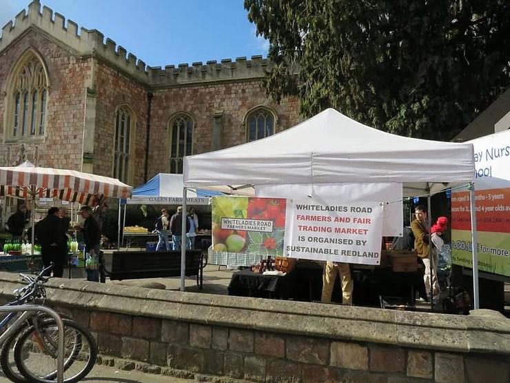 Whiteladies rd, Food market