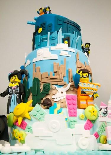plus beau gâteau lego