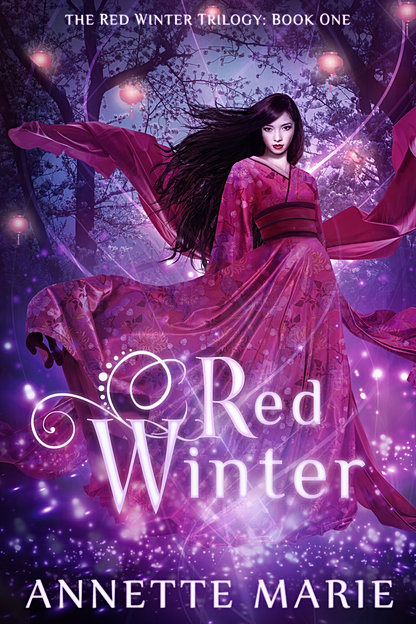 Image result for red winter annette marie