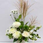 Medium Arranged Flowers Neutral Fantasy Flowers