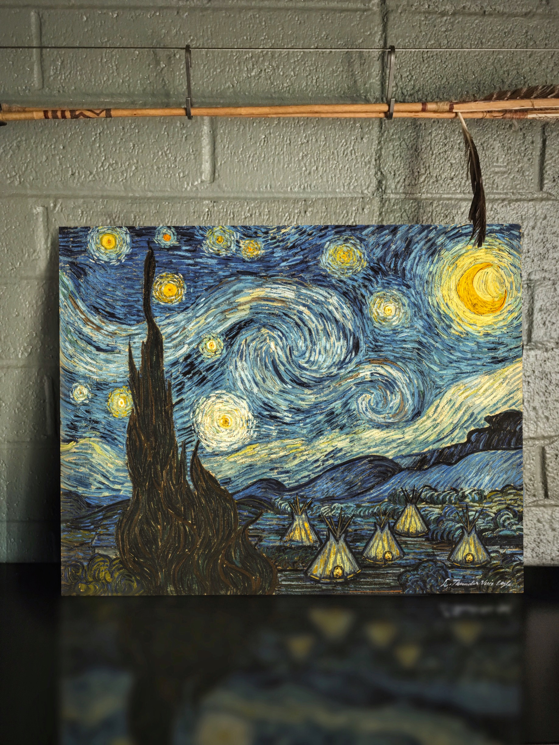 Starry Night Limited Number