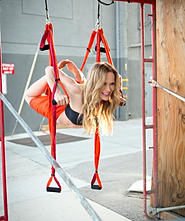Apefit with the Yoga Trapeze - the simple hive