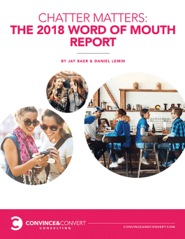 state of the word of mouth report
