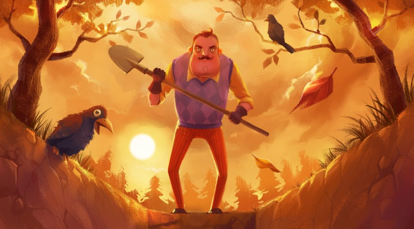 Image result for HelloNeighbor