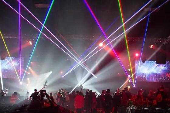 laser light show company charlotte