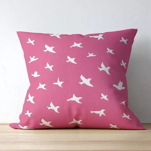 pink indoor pillow covers bluehavendecor