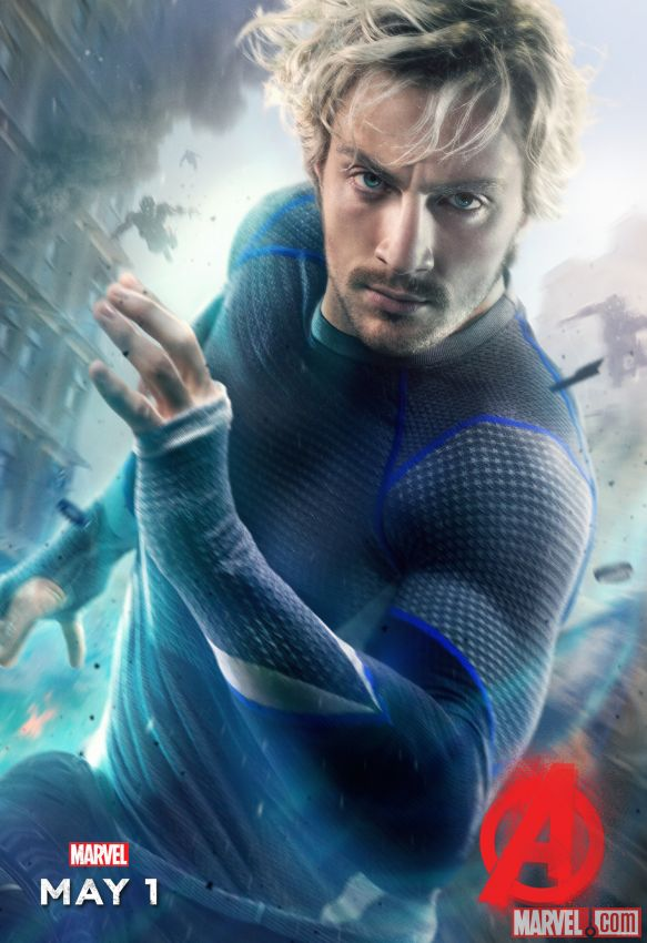 quicksilver movie poster