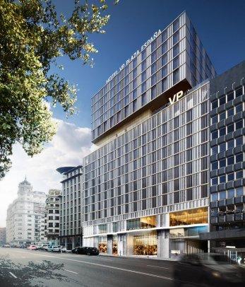 Resultado de imagen de vp plaza españa hotel