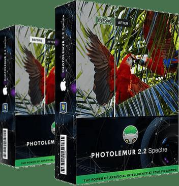 Photolemur 2.2 Spectre review