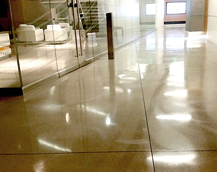 all about non slip commercial floors