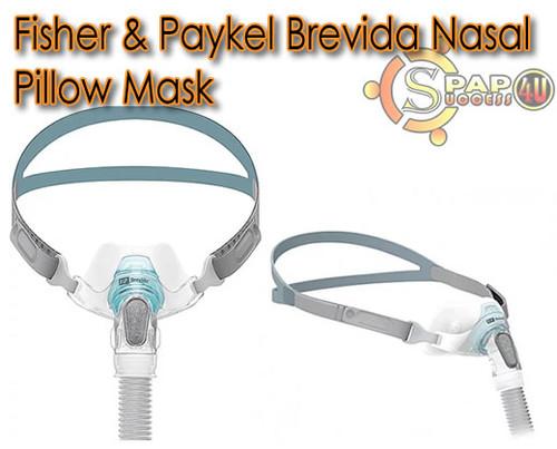 fisher paykel brevida nasal pillow mask cpap success 4u