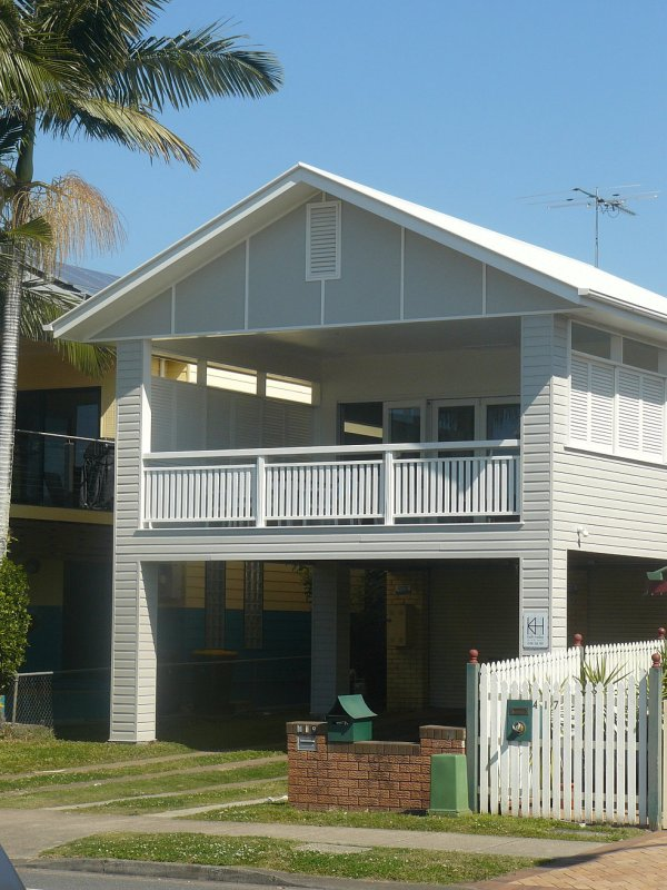 Queenslander Renovations Brisbane Craig Rynne Constructions