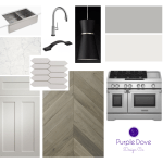 Kitchen Digital Design Board