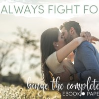 Fight for Me by A.L. Jackson is LIVE!!!