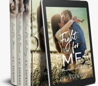 Cover Reveal ~ Fight for Me by A.L. Jackson