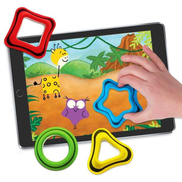 Tiggly Educational Tech Toys for iPad
