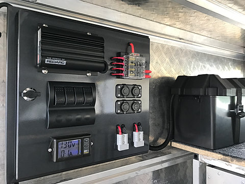 Battery Management Gold Coast Pro Touring Concepts